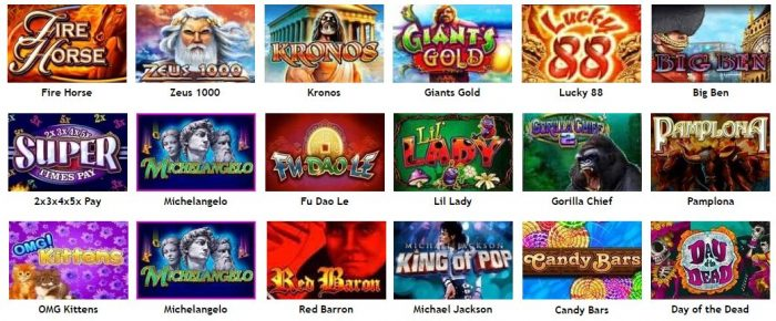 newest slot games